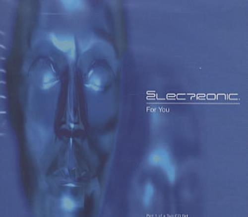 Electronic For You - Both Parts 2-CD single set (Double CD single) UK ELE2SFO82236