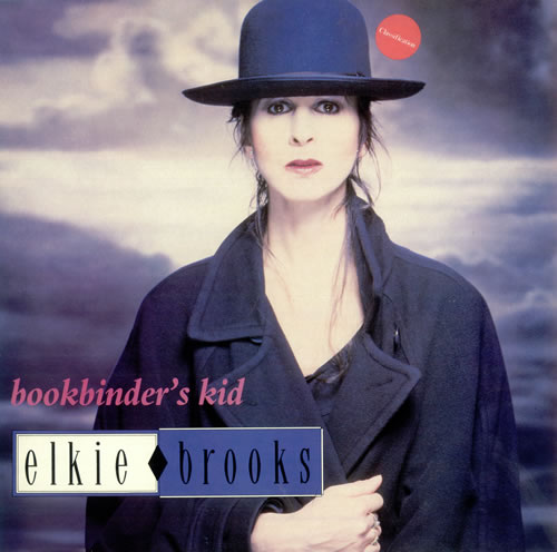 Elkie Brooks Bookbinder's Kid vinyl LP album (LP record) UK EKBLPBO495391
