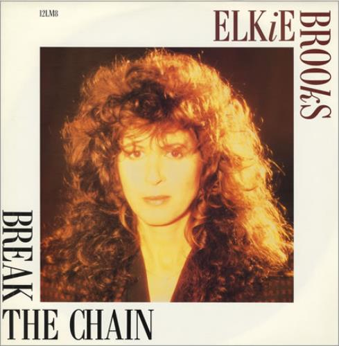 "Elkie Brooks Break The Chain 12"" vinyl single (12 inch record / Maxi-single) UK EKB12BR370978"