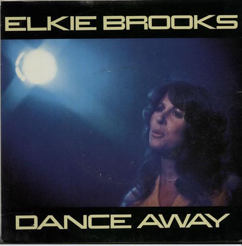 "Elkie Brooks Dance Away - A-Label + P/S 7"" vinyl single (7 inch record) UK EKB07DA636213"