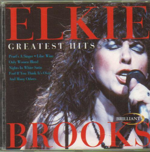 Elkie Brooks Greatest Hits CD album (CDLP) UK EKBCDGR654115