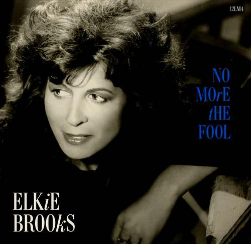 "Elkie Brooks No More The Fool 12"" vinyl single (12 inch record / Maxi-single) UK EKB12NO258419"