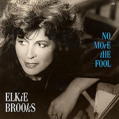 "Elkie Brooks No More The Fool 7"" vinyl single (7 inch record) UK EKB07NO289389"