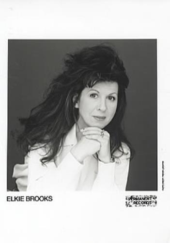 Elkie Brooks Publicity Photograph photograph UK EKBPHPU312826