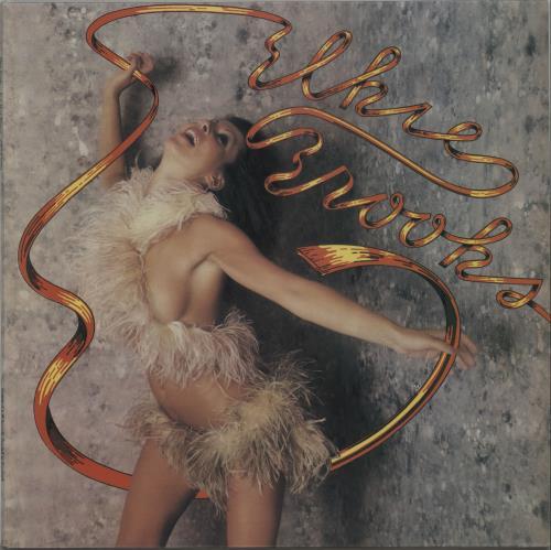 Elkie Brooks Rich Man's Woman vinyl LP album (LP record) UK EKBLPRI659503
