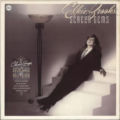 Elkie Brooks Screen Gems vinyl LP album (LP record) UK EKBLPSC393136