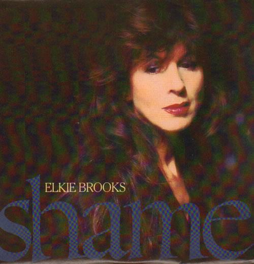 "Elkie Brooks Shame 7"" vinyl single (7 inch record) UK EKB07SH641804"
