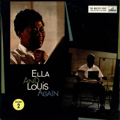 Ella Fitzgerald Amp Louis Armstrong Ella And Louis Again