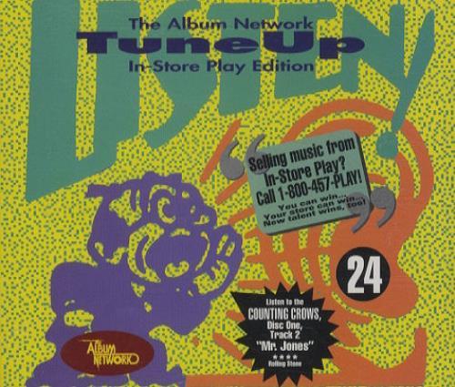 Elton John Duets + In-Store Play TuneUp 24 3-CD album set (Triple CD) US JOH3CDU434266
