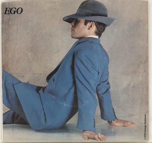 "Elton John Ego 7"" vinyl single (7 inch record) Canadian JOH07EG701964"
