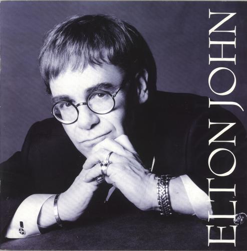 Elton John Elton John / Eric Clapton tour programme UK JOHTREL723293