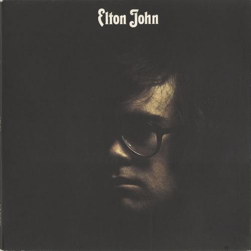 Elton John Elton John - Purple vinyl LP album (LP record) UK JOHLPEL209969