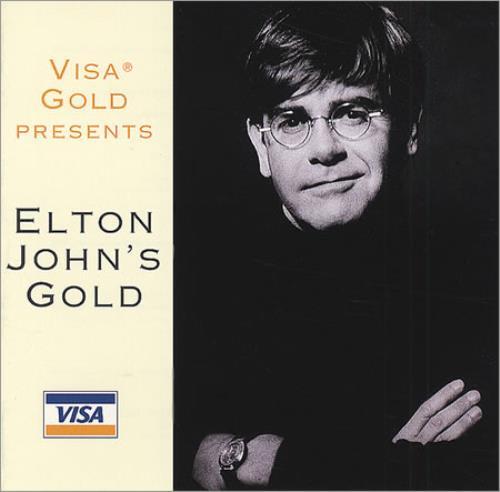Elton John Elton John's Gold CD album (CDLP) US JOHCDEL118987
