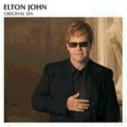 Elton John Original Sin 2-CD single set (Double CD single) UK JOH2SOR210467