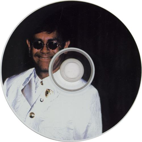 Elton John Telltale Interview CD album (CDLP) UK JOHCDTE204448