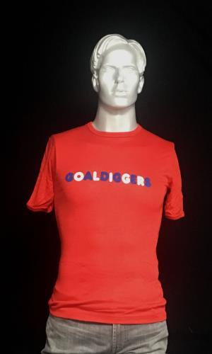 "Elton John The Goaldiggers Song + 2 Large T-Shirts & Tie 7"" vinyl single (7 inch record) UK JOH07TH656863"