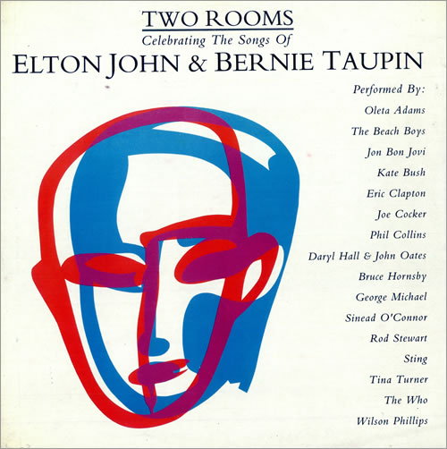 Elton John Two Rooms Korean 2 Lp Vinyl Record Set Double