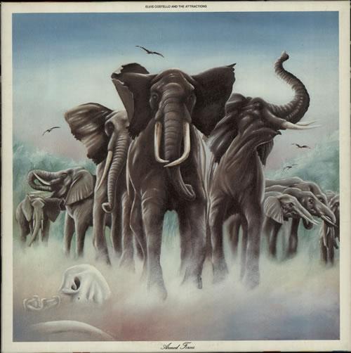 """Elvis Costello Armed Forces + bonus 7"""" vinyl LP album (LP record) German COSLPAR626691"""