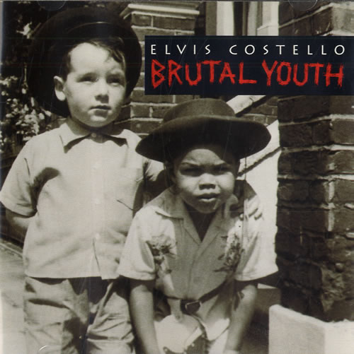 Elvis Costello Brutal Youth CD album (CDLP) German COSCDBR561505