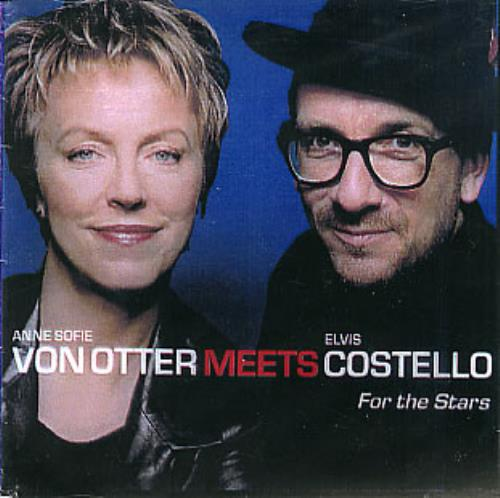 Elvis Costello For The Stars CD-R acetate US COSCRFO180053