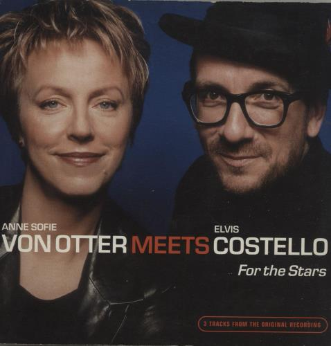 """Elvis Costello For The Stars CD single (CD5 / 5"""") German COSC5FO181807"""