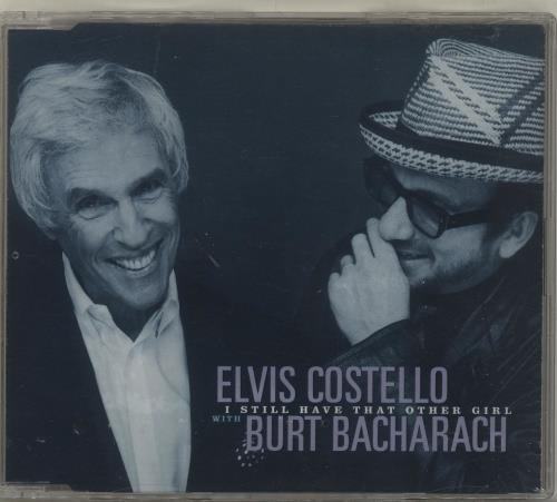 """Elvis Costello I Still Have That Other Girl - Sealed CD single (CD5 / 5"""") UK COSC5IS686135"""