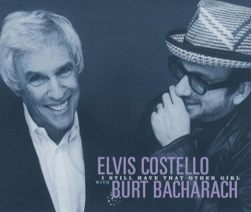 """Elvis Costello I Still Have That Other Girl CD single (CD5 / 5"""") UK COSC5IS127616"""