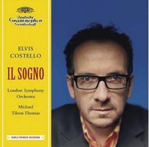 Elvis Costello Il Sogno CD album (CDLP) UK COSCDIL302313