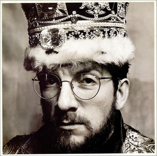 Elvis Costello King Of America vinyl LP album (LP record) UK COSLPKI461422