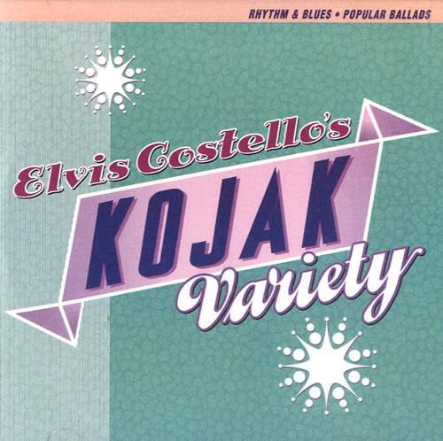 Elvis Costello Kojak Variety CD album (CDLP) US COSCDKO561516
