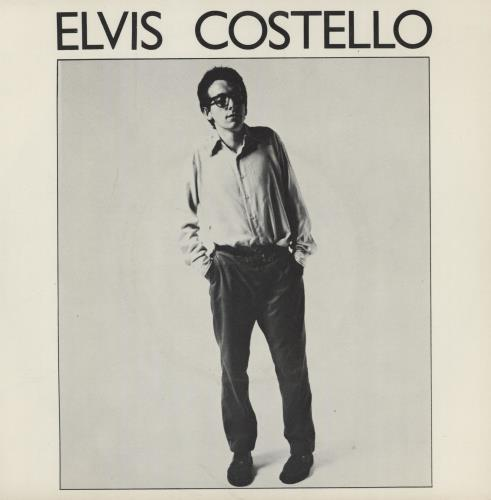 "Elvis Costello Less Than Zero - P/S 7"" vinyl single (7 inch record) UK COS07LE449824"