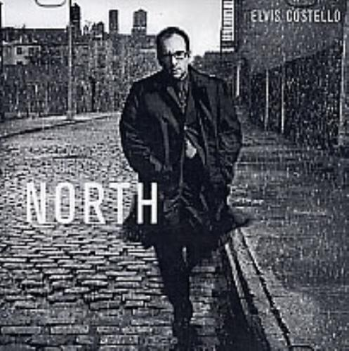 Elvis Costello North CD-R acetate US COSCRNO256157