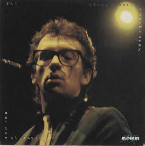 "Elvis Costello Oliver's Army 7"" vinyl single (7 inch record) Norwegian COS07OL685927"