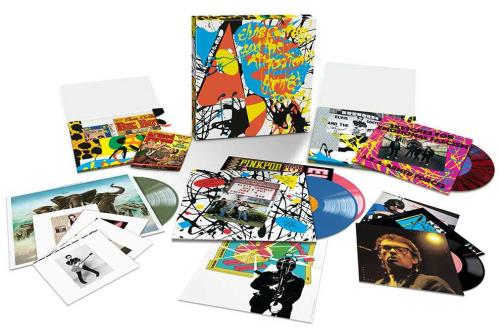 Elvis Costello The Complete Armed Forces: Exclusive Super Deluxe Colour Vinyl Box Set - Sealed Vinyl Box Set US COSVXTH756338