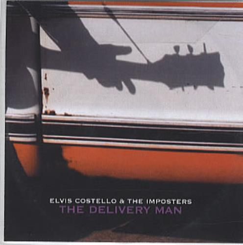 Elvis Costello The Delivery Man CD-R acetate UK COSCRTH311493