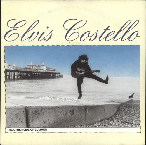 "Elvis Costello The Other Side Of Summer 7"" vinyl single (7 inch record) UK COS07TH67105"
