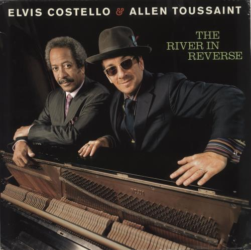 Elvis Costello The River In Reverse - 180gm - EX 2-LP vinyl record set (Double Album) US COS2LTH713521