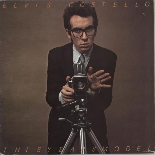 Elvis Costello This Years Model + inner vinyl LP album (LP record) UK COSLPTH496752
