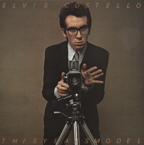 Elvis Costello This Years Model vinyl LP album (LP record) UK COSLPTH315238