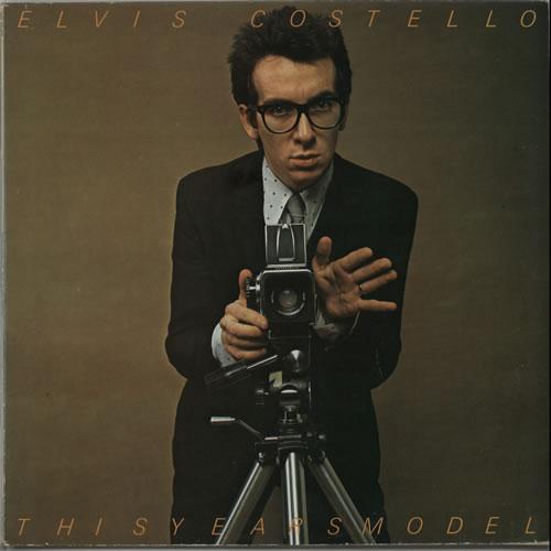 Elvis Costello This Year's Model vinyl LP album (LP record) Dutch COSLPTH626690