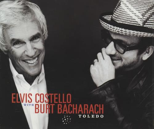 "Elvis Costello Toledo CD single (CD5 / 5"") UK COSC5TO135123"