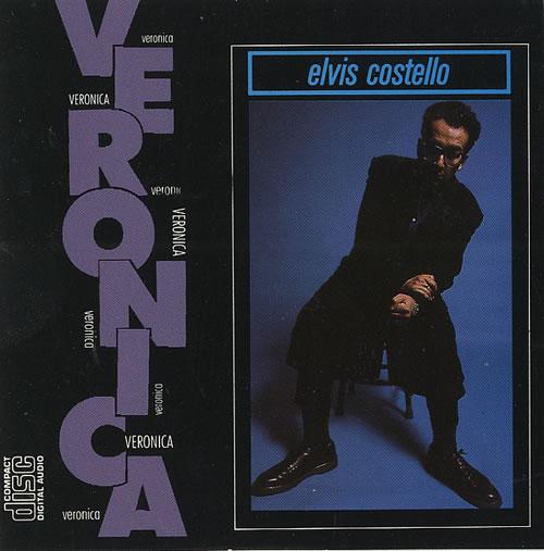 "Elvis Costello Veronica 3"" CD single (CD3) UK COSC3VE49261"