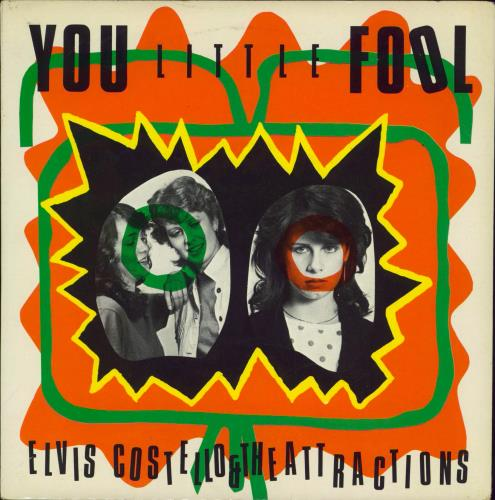 "Elvis Costello You Little Fool 7"" vinyl single (7 inch record) UK COS07YO42569"