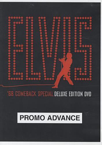Elvis Presley '68 Comeback Special DVD US ELVDDCO334063