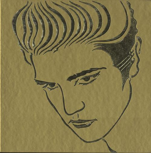 Elvis Presley A Golden Celebration Sealed Us Box Set