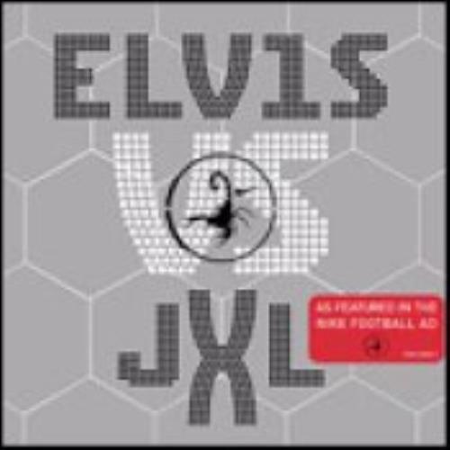 Elvis Presley A Little Less Conversation Uk Cd Single Cd5 5 214474
