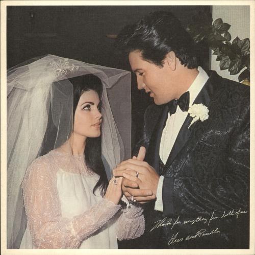 Elvis Presley Clambake + Wedding Portrait vinyl LP album (LP record) US ELVLPCL723400