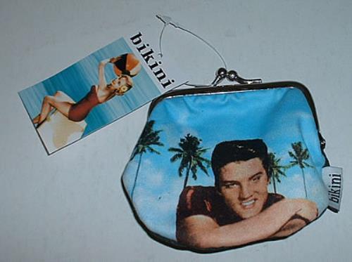 Elvis Presley Clasp Purse memorabilia UK ELVMMCL334838