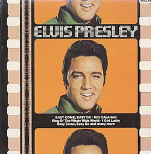 Elvis Presley Easy Come, Easy Go / Kid Galahad - Sealed vinyl LP album (LP record) German ELVLPEA210057