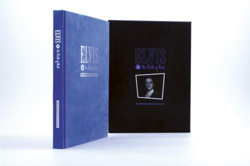Elvis Presley Elvis & The Birth Of Rock book UK ELVBKEL512452